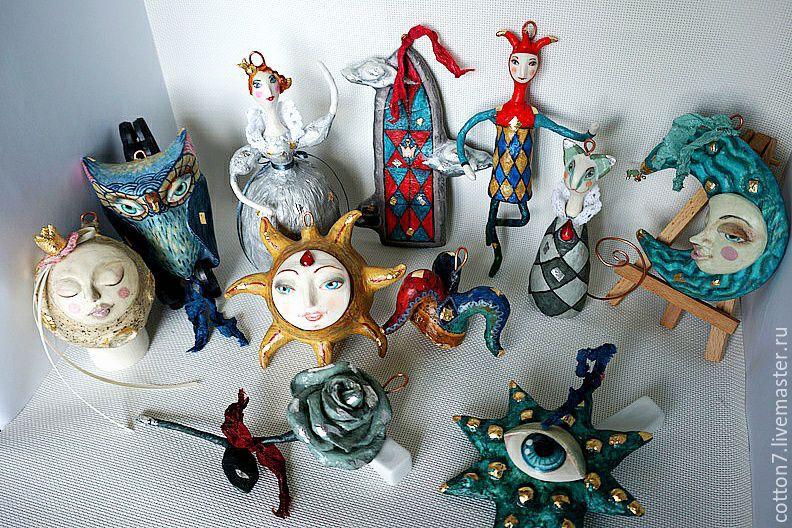 Сувениры из папье-маше своими руками