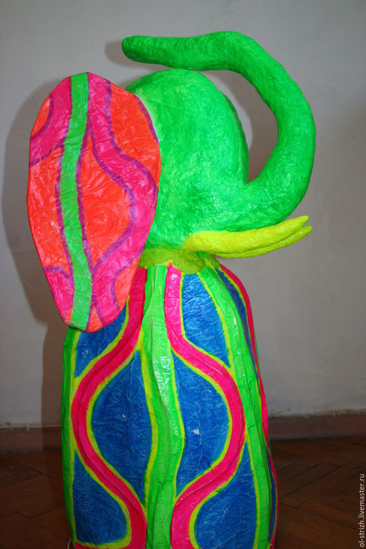 `Загадочный слон` ol-strizh
