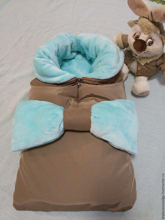 конверт на выписку. Handmade. шью на заказ одеяло на выписку. одеяло-трансформер. в подарок. для детей