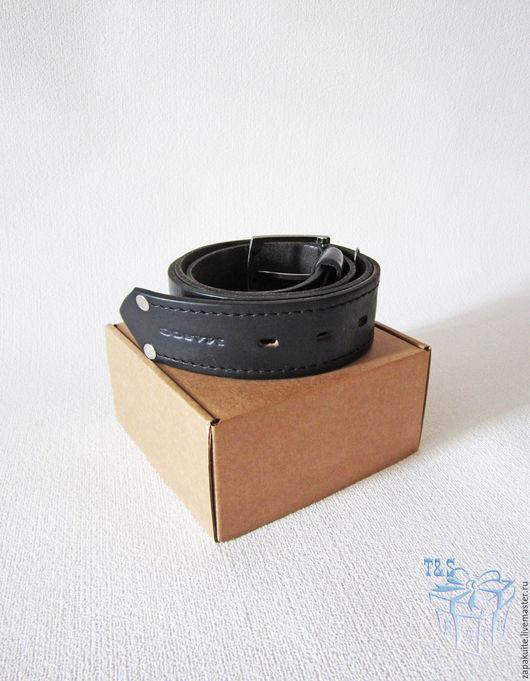 Упаковка ручной работы. Ярмарка Мастеров - ручная работа. Купить Крафт коробки 13,5х13,5х7 см, мгк, коробка для ремня, ремней, галстука. Handmade.