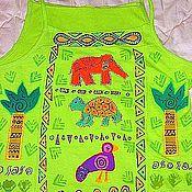"""Одежда ручной работы. Ярмарка Мастеров - ручная работа футболка """"Африка"""". Handmade."""
