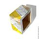 Детская ручной работы. Коробочка из дерева Лайта. Коробка ручной работы.. Ansem-store. Ярмарка Мастеров. Короб, хранение