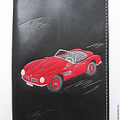 Сувениры и подарки handmade. Livemaster - original item cover under the right BMW 507. Handmade.