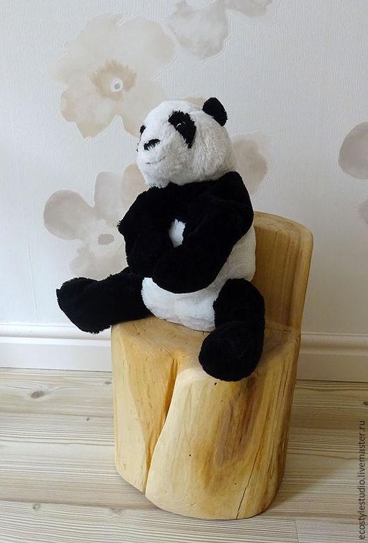 Детская ручной работы. Ярмарка Мастеров - ручная работа. Купить Пенек в интерьер / детский стульчик от Lofteco. Handmade.