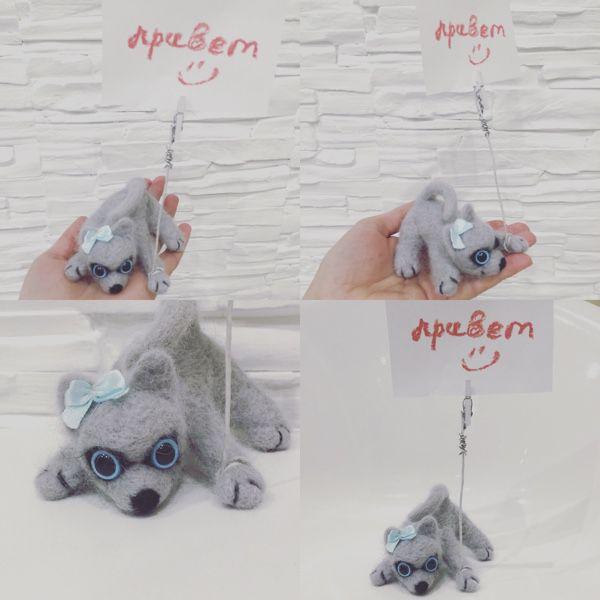 Снегурочка в технике оригами