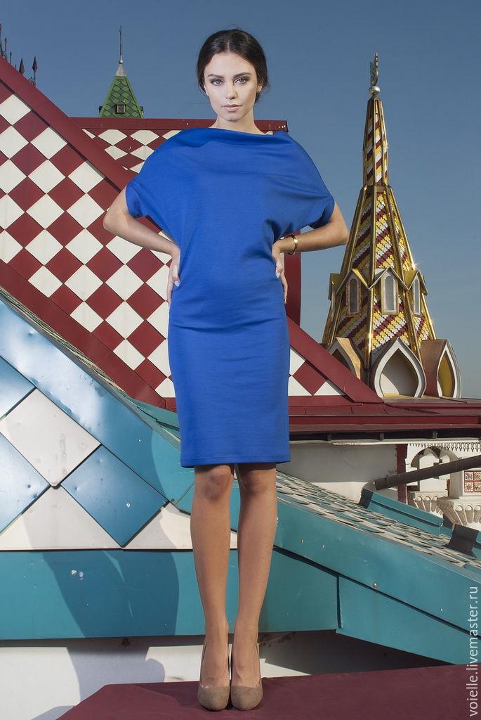 Нестандартная фигура платье