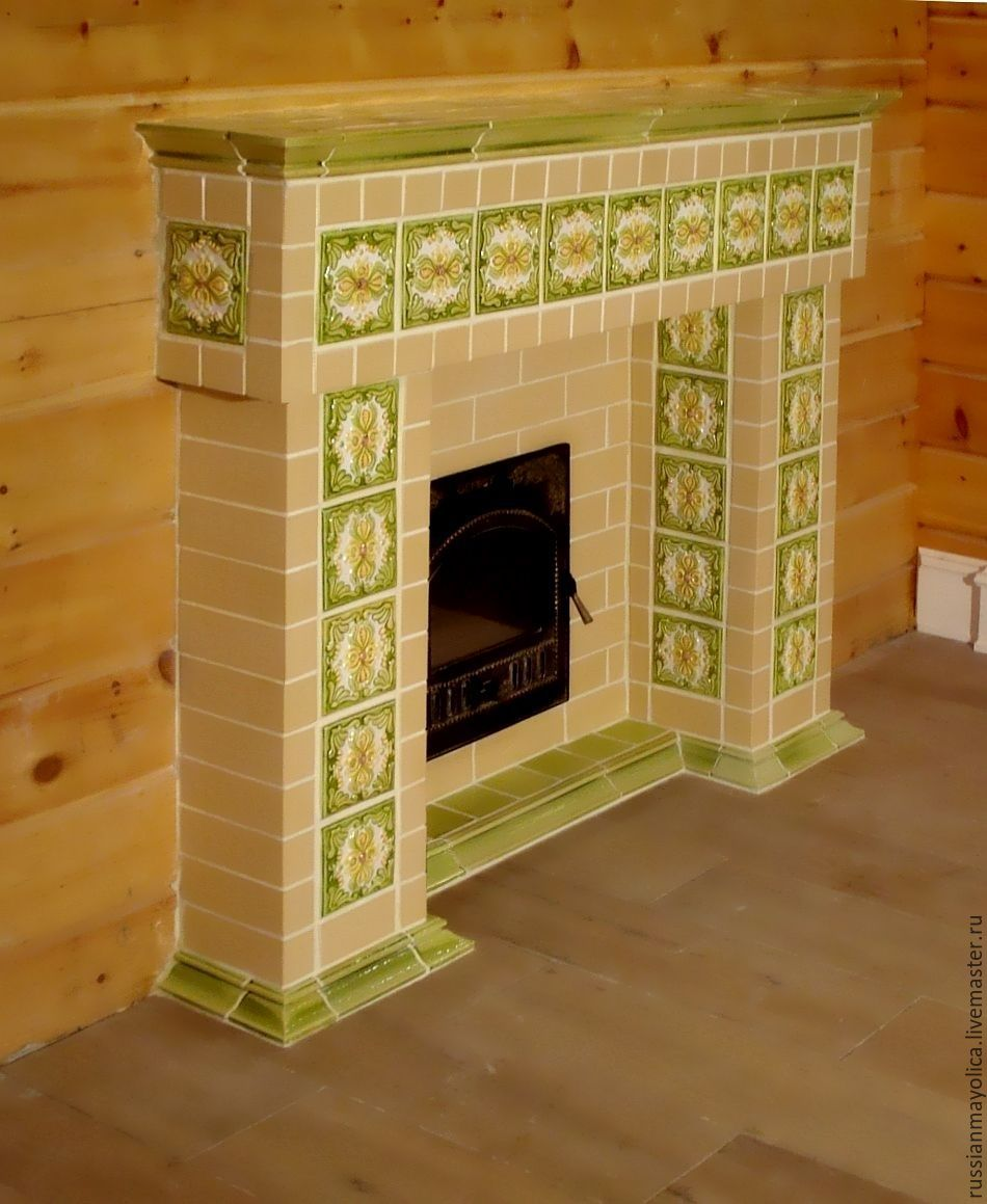 Spring stove, Fireplaces, Moscow,  Фото №1