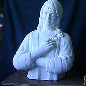Для дома и интерьера ручной работы. Ярмарка Мастеров - ручная работа скульптурный портрет на заказ. Handmade.