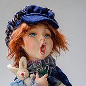 Для дома и интерьера ручной работы. Ярмарка Мастеров - ручная работа Эмиль. Авторская кукла. Handmade.