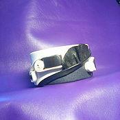 Украшения ручной работы. Ярмарка Мастеров - ручная работа браслет с гематитом. Handmade.