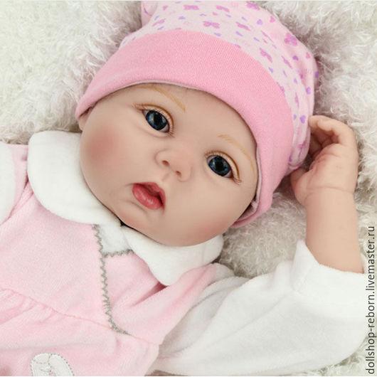 Куклы-младенцы и reborn ручной работы. Ярмарка Мастеров - ручная работа. Купить Кукла реборн Лидия. Handmade. Реборн