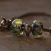 Украшения handmade. Livemaster - original item Charm beads for the