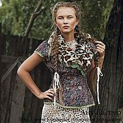 Одежда handmade. Livemaster - original item Jacet. Handmade.