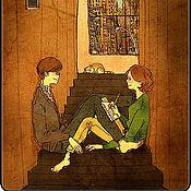 """Карты Таро ручной работы. Ярмарка Мастеров - ручная работа Метафорические Ассоциативные Карты """"Любовь в мелочах""""-1. Handmade."""