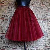 """Одежда ручной работы. Ярмарка Мастеров - ручная работа Юбка-пачка """" Cherry"""". Handmade."""