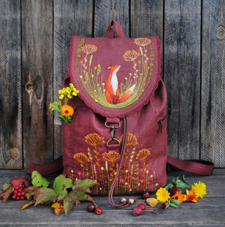 Backpack ' Fox', Backpacks, Rybinsk,  Фото №1