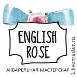 ENGLISH ROSE - Ярмарка Мастеров - ручная работа, handmade