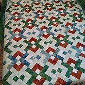 Для дома и интерьера handmade. Livemaster - original item Quilt, quilt. Handmade.