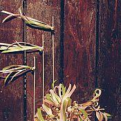 Свадебный салон ручной работы. Ярмарка Мастеров - ручная работа Свадебные палочки с летами. Handmade.