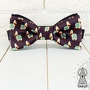 Аксессуары ручной работы. Ярмарка Мастеров - ручная работа Бабочка галстук Черепашки из Супер Марио / бабочка-галстук гик, геймер. Handmade.