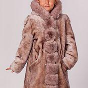 Одежда детская handmade. Livemaster - original item Children`s fur Coat model 129. Handmade.