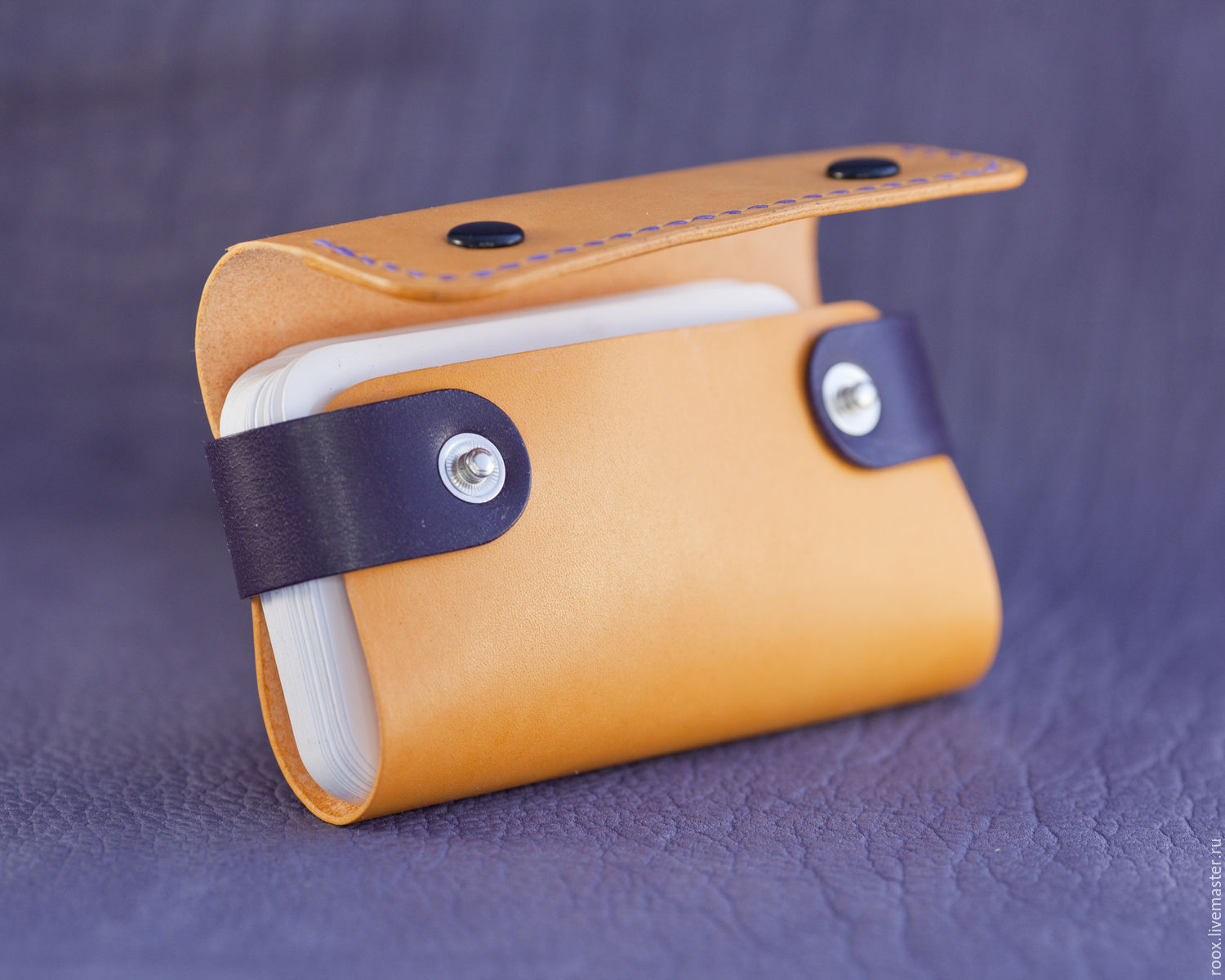 The image business card holder made of premium japanese leather the image business card holder made of premium japanese colourmoves