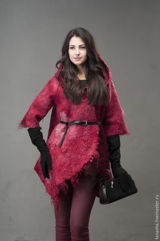 Куртки из шерсти