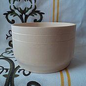 Материалы для творчества handmade. Livemaster - original item Blank Bowl. Handmade.