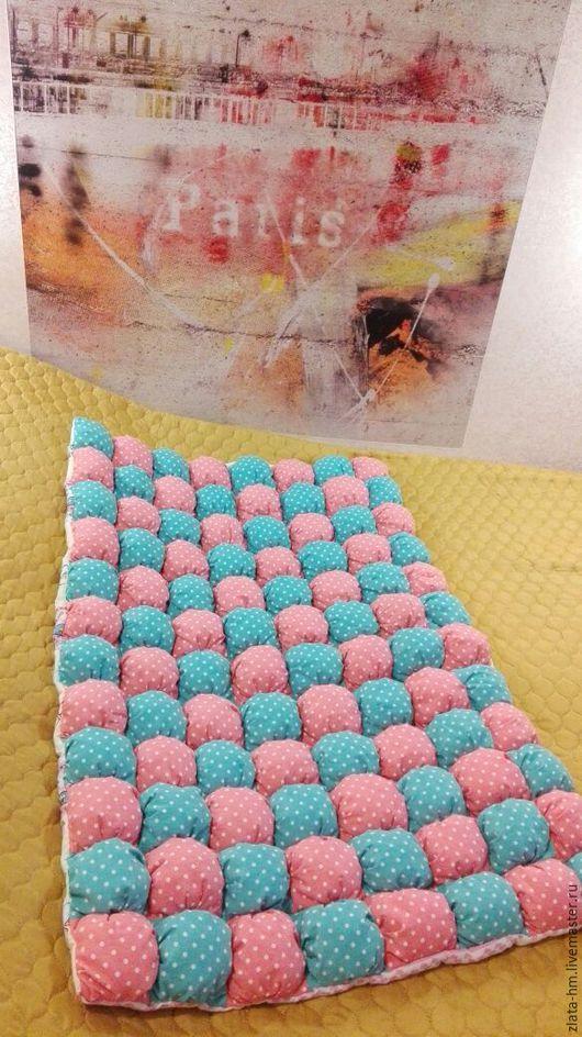 Для новорожденных, ручной работы. Ярмарка Мастеров - ручная работа. Купить Одеяло Бом-бон. Handmade. Бомбон, одеяло лоскутное
