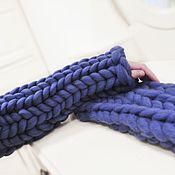Митенки ручной работы. Ярмарка Мастеров - ручная работа Рукава крупной вязки из толстой пряжи. Handmade.