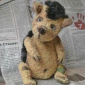 Куклы и игрушки ручной работы. Ярмарка Мастеров - ручная работа Ёж Пафнутий. Handmade.