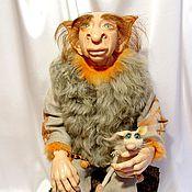 Куклы и игрушки handmade. Livemaster - original item Doll from polymer clay.
