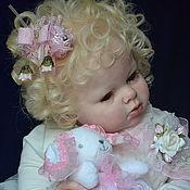 Куклы и игрушки ручной работы. Ярмарка Мастеров - ручная работа Кудрявое чудо Лучиана-легкая.... Handmade.