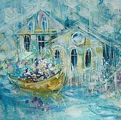 Картины и панно ручной работы. Ярмарка Мастеров - ручная работа Цветные сны. Handmade.