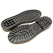 Материалы для творчества handmade. Livemaster - original item Men`s sole ADVENTURA 40-49. Handmade.
