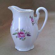 Винтаж handmade. Livemaster - original item Little milkman. CZECHOSLOVAKIA. Bohemia.. Handmade.