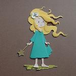Бумажная фея - Ярмарка Мастеров - ручная работа, handmade