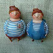 Куклы и игрушки ручной работы. Ярмарка Мастеров - ручная работа Ангелы дальних странствий. Handmade.