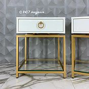 Для дома и интерьера handmade. Livemaster - original item The Cabinet LADY GOLD.. Handmade.