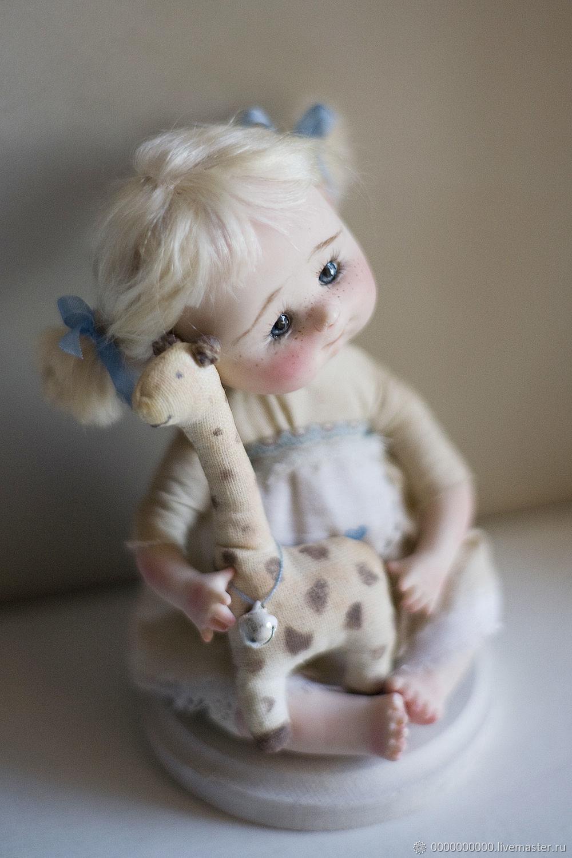 авторская кукла Маруся, Будуарная кукла, Санкт-Петербург,  Фото №1