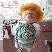 Куклы и игрушки ручной работы. Ярмарка Мастеров - ручная работа Тимошин ангел. Handmade.