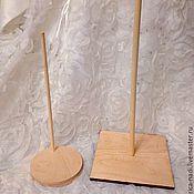 Материалы для творчества ручной работы. Ярмарка Мастеров - ручная работа Подставка для игрушек, Тильд. Handmade.