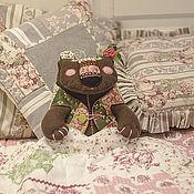 Куклы и игрушки ручной работы. Ярмарка Мастеров - ручная работа Медведица. Handmade.