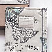 Альбом для гербария Юному исследователю (А4, для 40 растений)