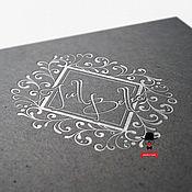 Дизайн и реклама ручной работы. Ярмарка Мастеров - ручная работа Фирменный стиль Мастера. Handmade.