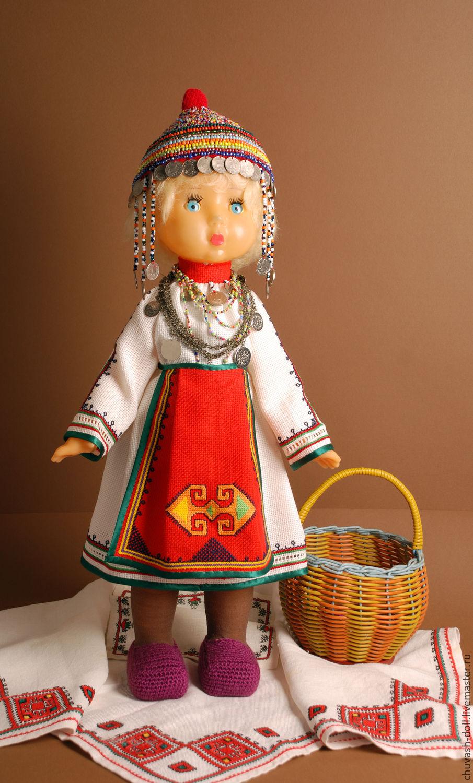 Национальная кукла россии своими руками