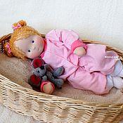 Вальдорфские куклы и звери ручной работы. Ярмарка Мастеров - ручная работа Малышка, 40 см. Handmade.