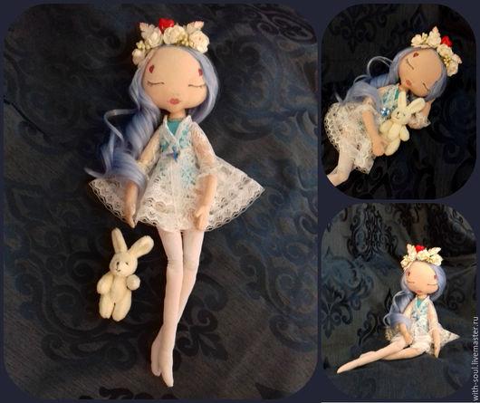 Коллекционные куклы ручной работы. Ярмарка Мастеров - ручная работа. Купить Авторская будуарная кукла. Handmade. Будуарная кукла