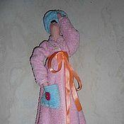 Куклы и игрушки ручной работы. Ярмарка Мастеров - ручная работа Хранитель ватных дисков. Handmade.