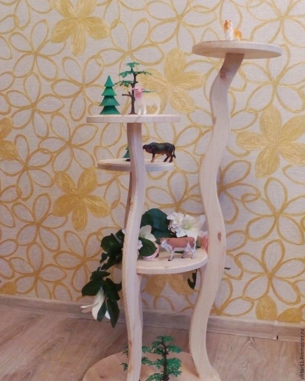 Мебель для цветов